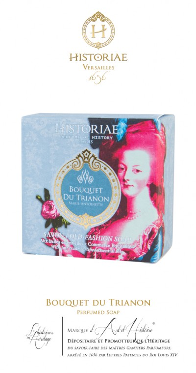 Bouquet du Trianon - Perfumed Soap