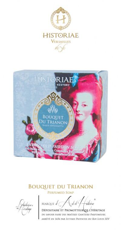HISTORIAE Bouquet du Trianon - Savon parfumé 100g