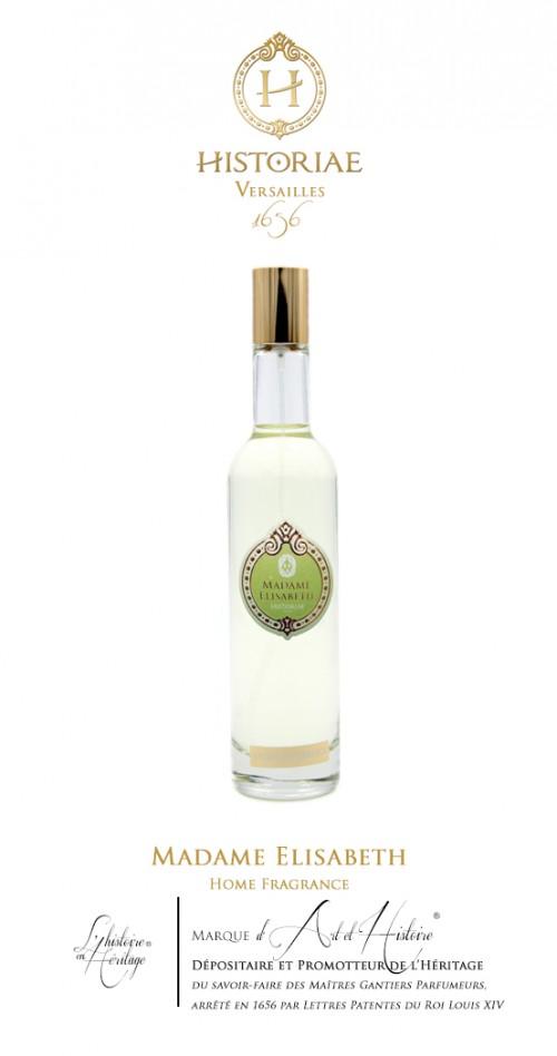 HISTORIAE Madame Elisabeth - Parfum d'Intérieur spray 100ml