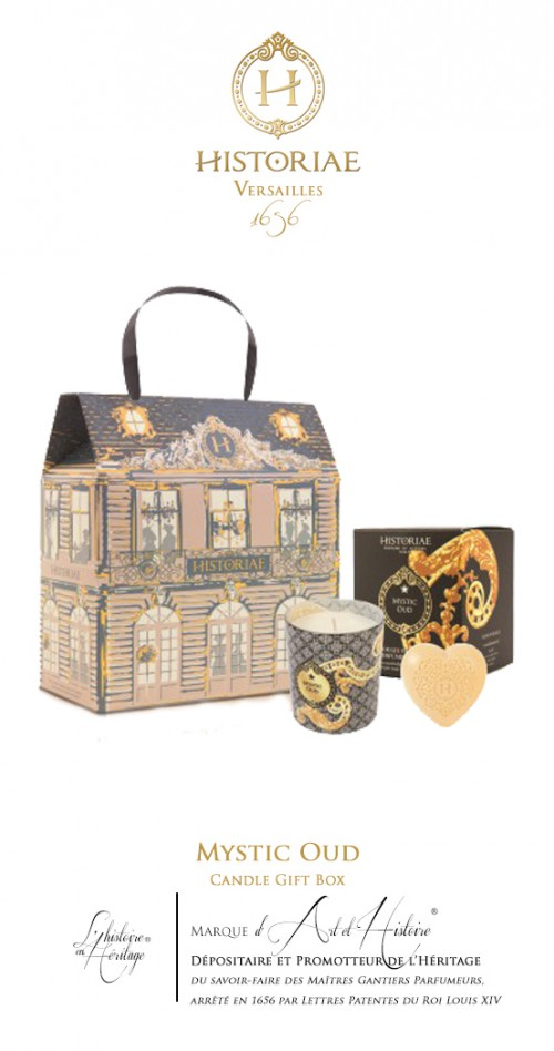Mystic Oud - Candle Gift Box