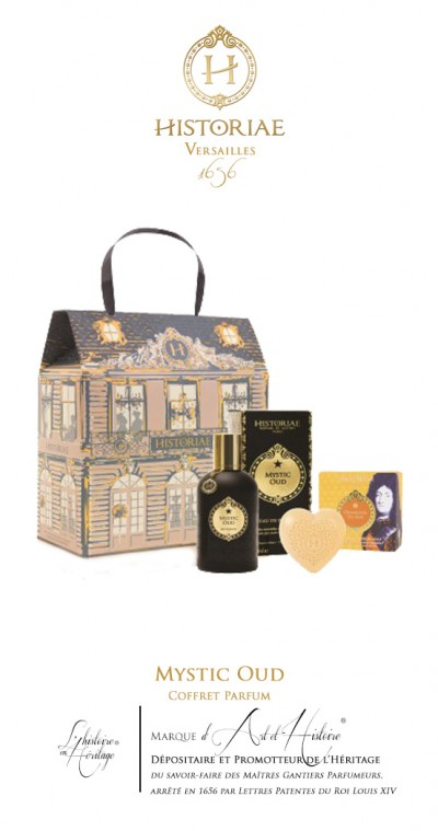 HISTORIAE Mystic Oud - Coffret Parfum