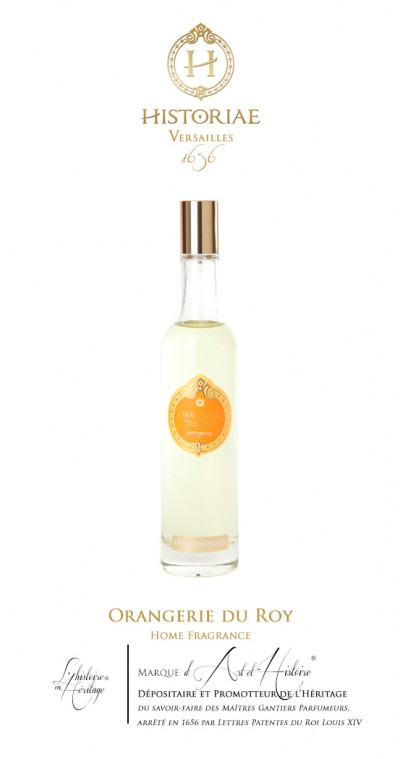 Orangerie du Roy - Home Fragrance
