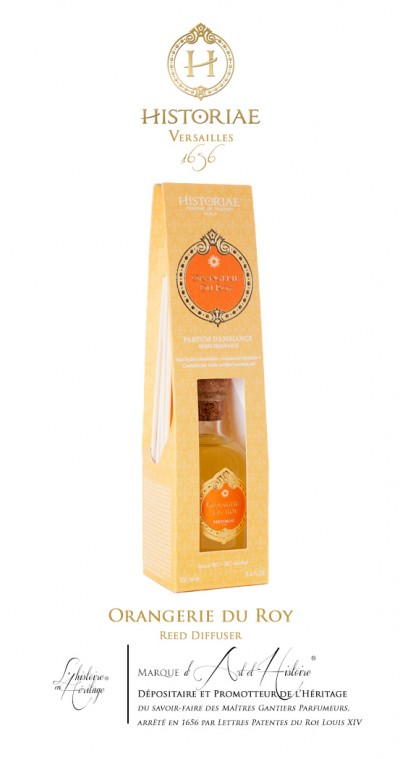 Orangerie du Roy - Reed Diffuser (Sticks)