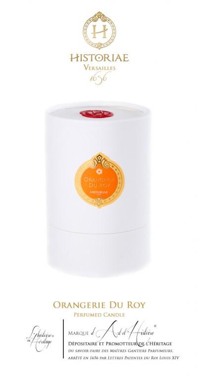 Orangerie du Roy - Scented Candle
