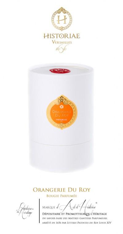 Orangerie du Roy - Bougie Parfumée