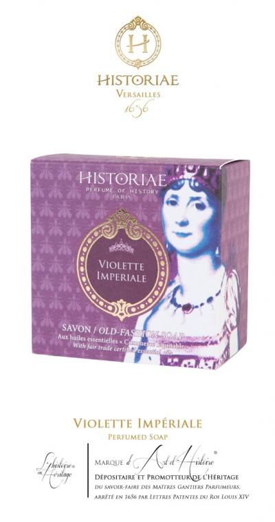Violette Impériale - Perfumed Soap