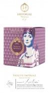Violette Impériale - Bougie Pop Art