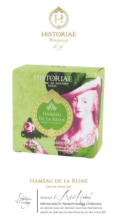 HISTORIAE Hameau de la Reine - Savon parfumé 100g