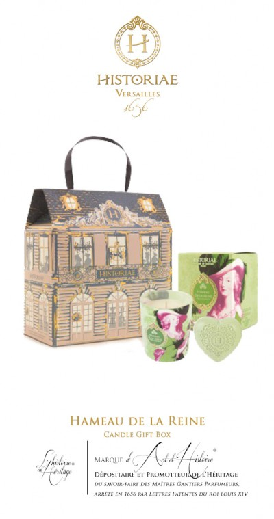 Hameau de la Reine - Candle Gift Box