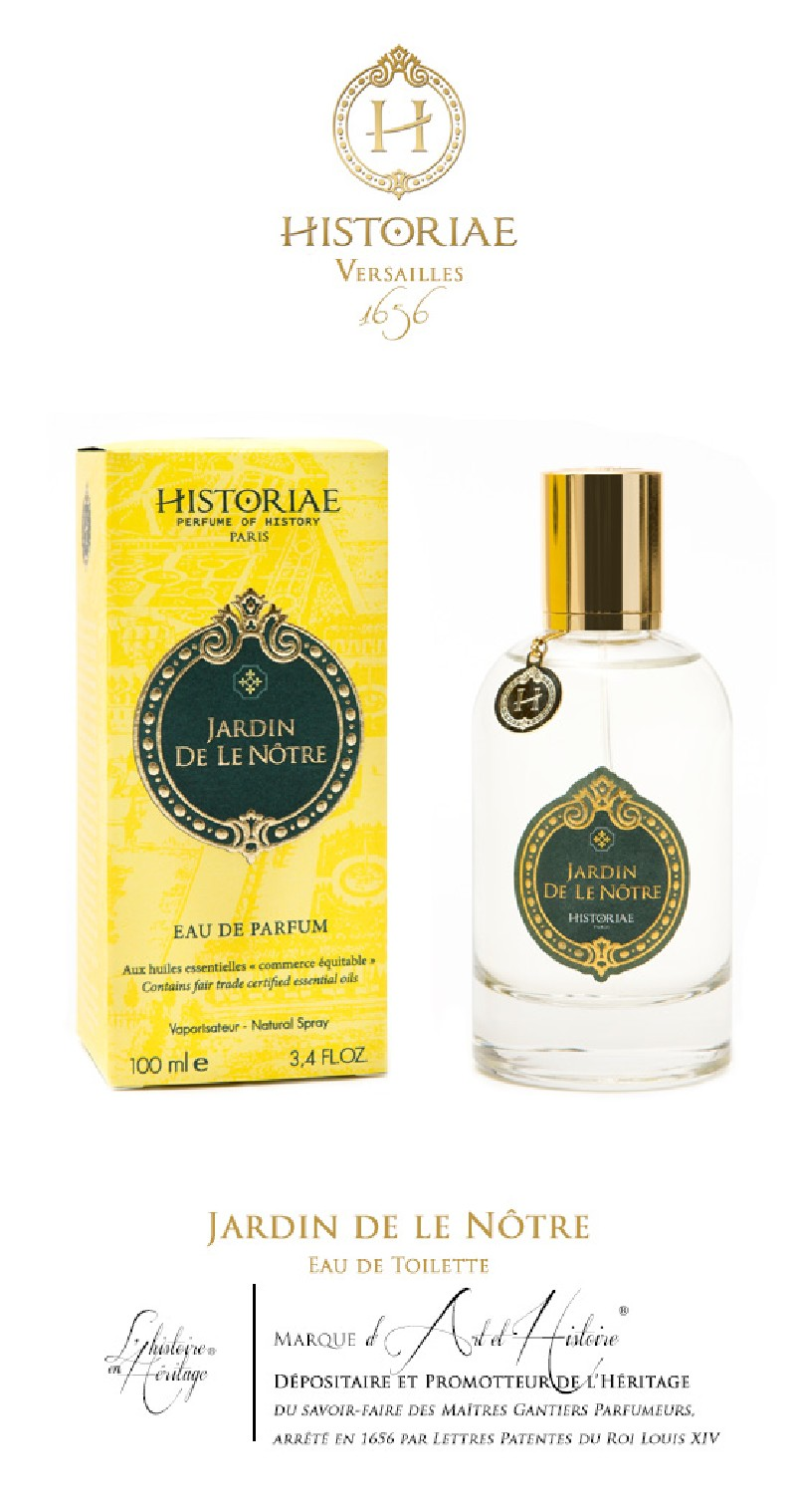 Jardin le Nôtre - Eau de Parfum