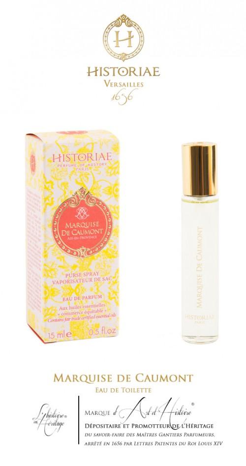 HISTORIAE Marquise de Caumont - Eau de parfum