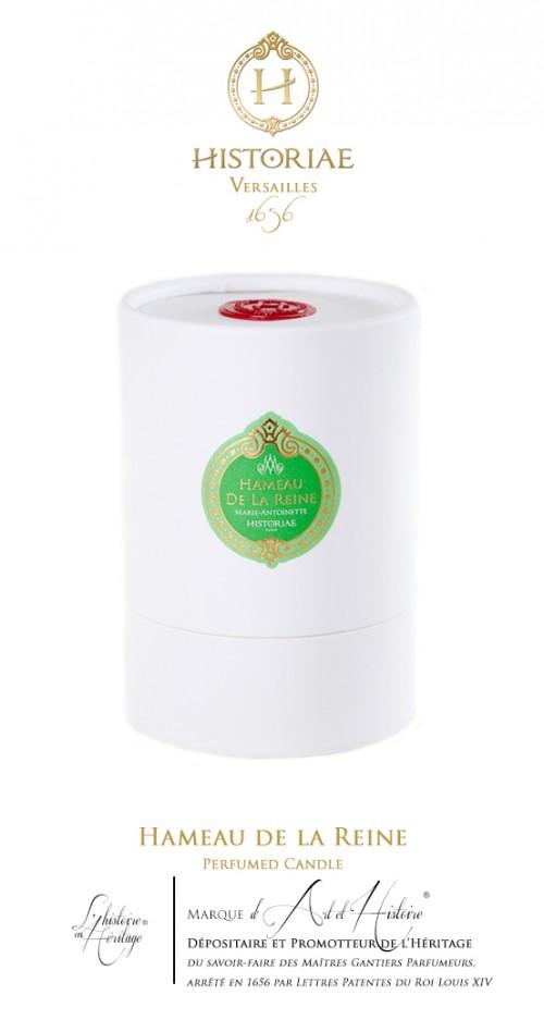 HISTORIAE Hameau de la Reine - Bougie parfumée 180g (40h)