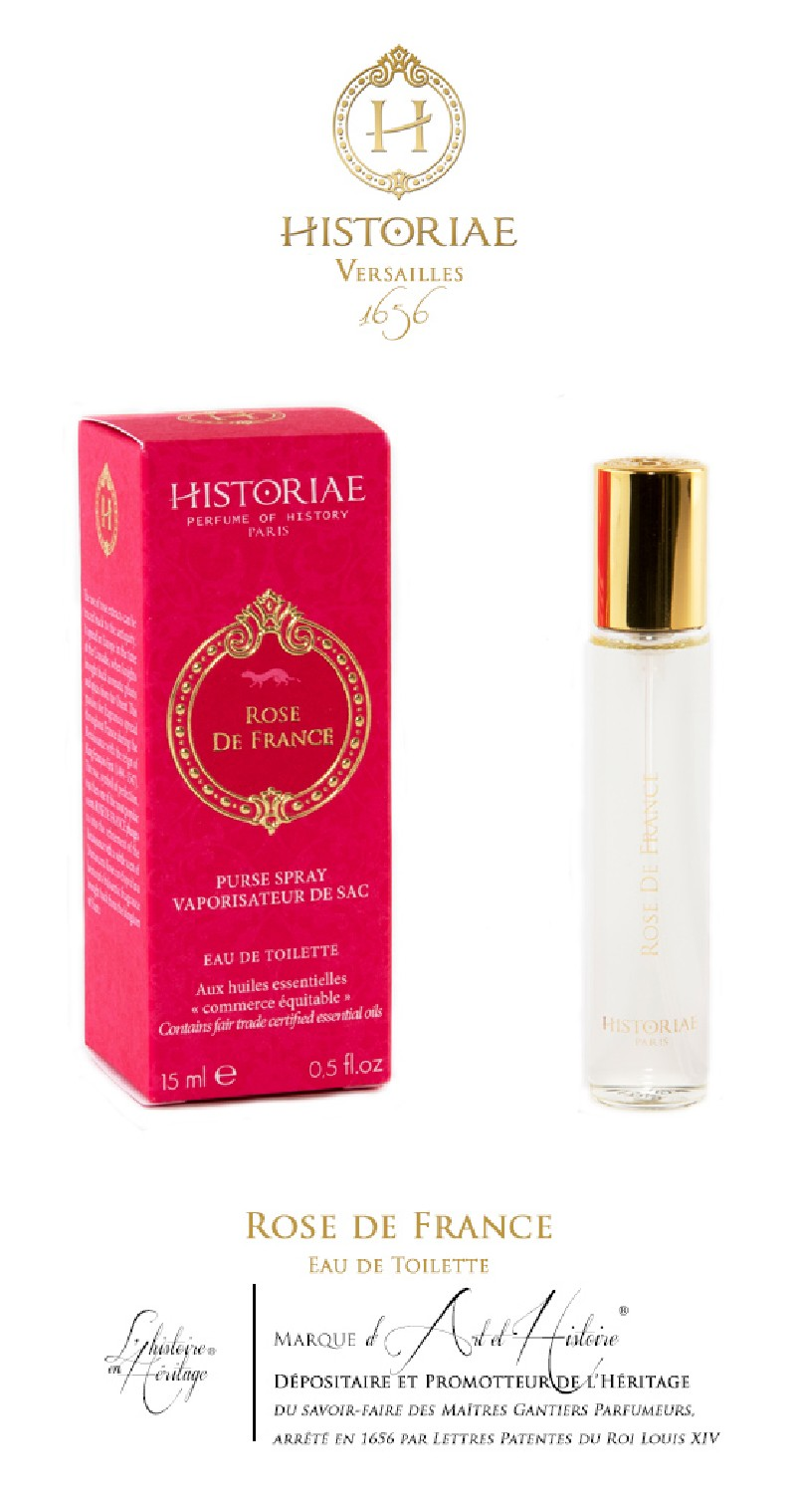 Rose de France - Eau de toilette