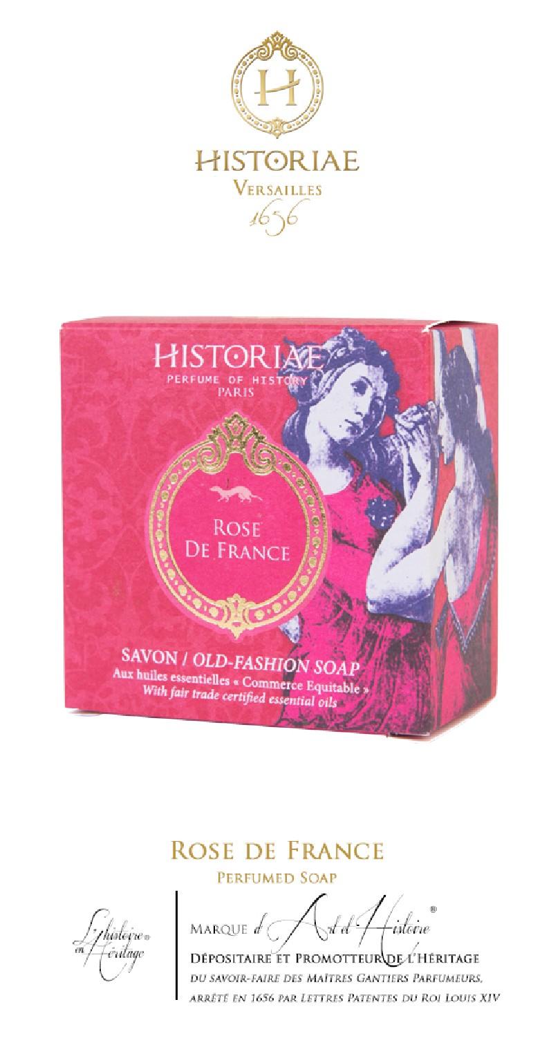 Rose de France - Perfumed Soap