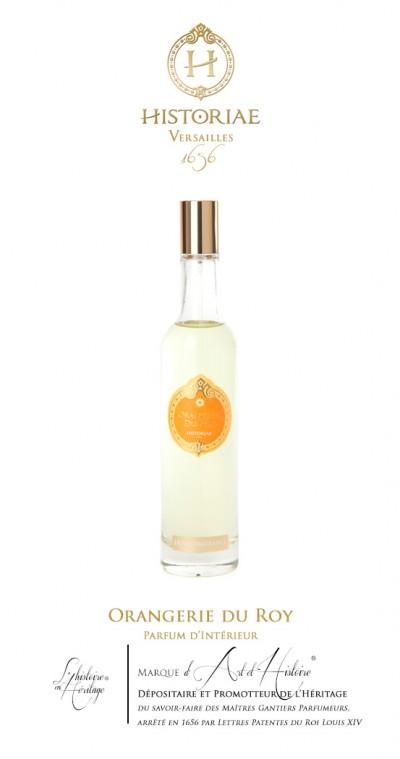 Orangerie du Roy - Parfum d'Ambiance