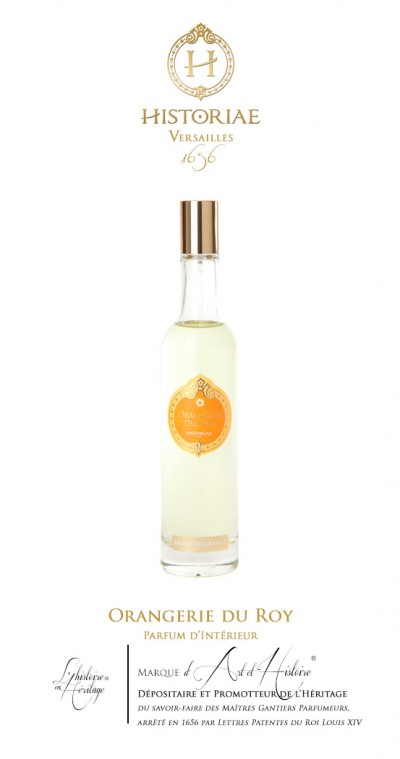 HISTORIAE Orangerie du Roy - Parfum d'Intérieur spray 100ml