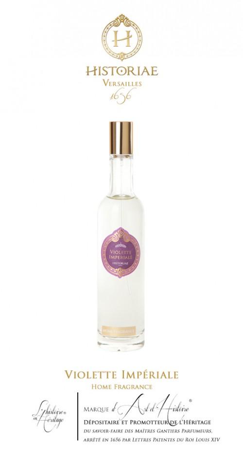 HISTORIAE Violette Impériale - Parfum d'Intérieur spray 100ml