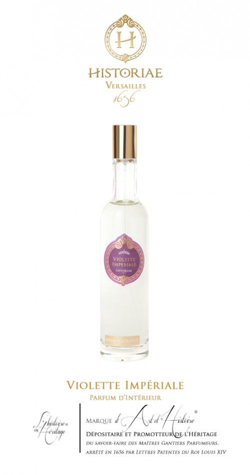 Violette Impériale - Parfum d'Intérieur