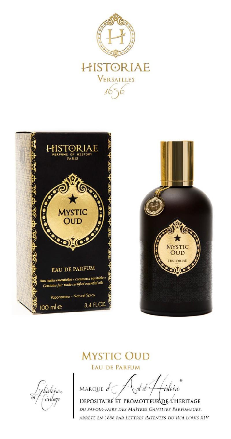 HISTORIAE Mystic Oud - Eau de parfum