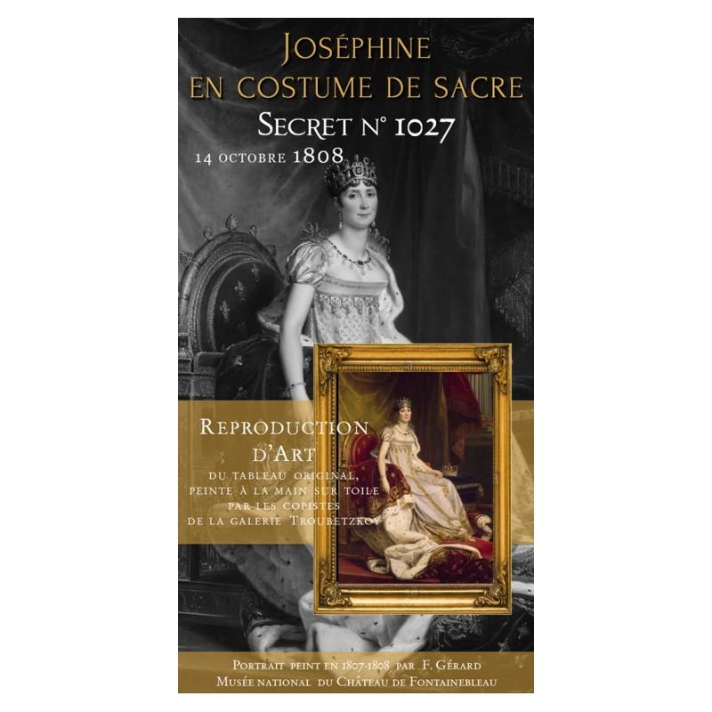 Joséphine en costume de sacre