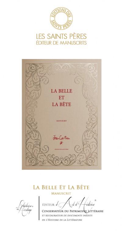 La Belle et la Bête- Le Manuscrit Historique