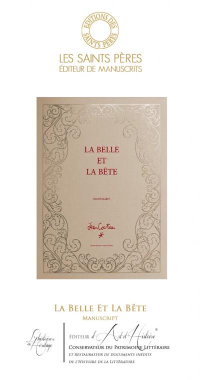 Notre Dame de Paris - Manuscrit Historique