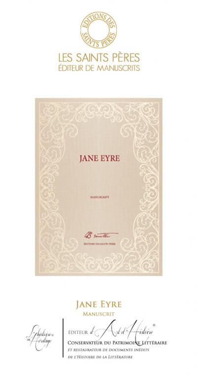 Jane Eyre - Manuscrit Historique