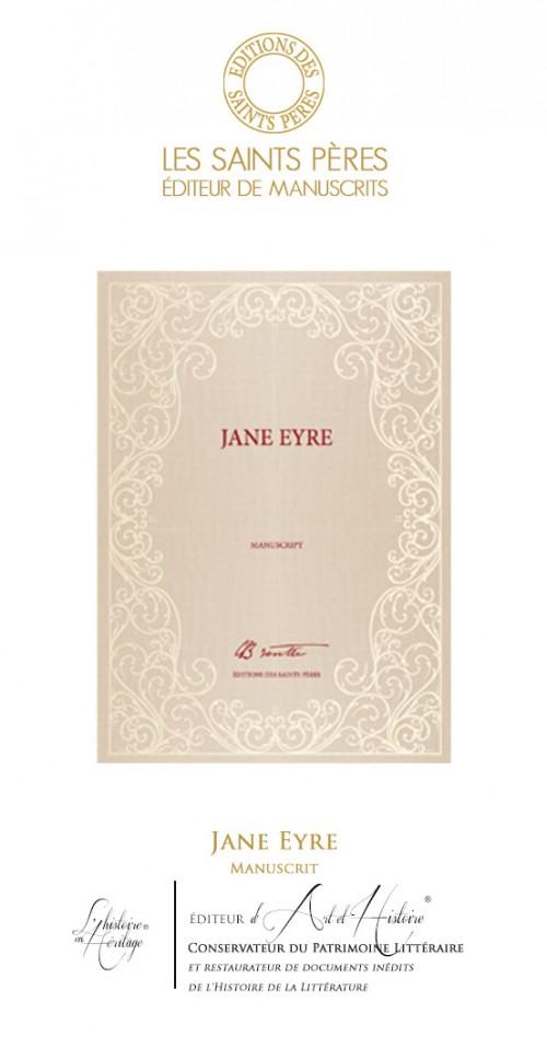 Jane Eyre - Le Manuscrit Historique
