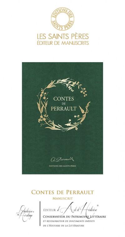 Contes - Manuscrit Historique