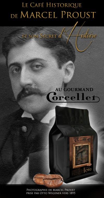 Café historique de Marcel Proust