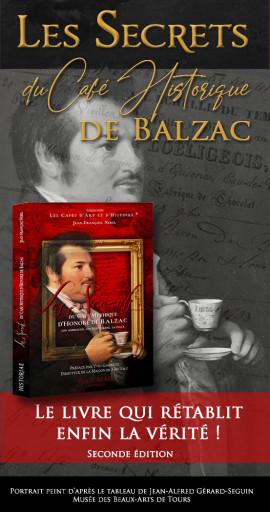 Les Secrets du Café Mythique d'Honoré de Balzac