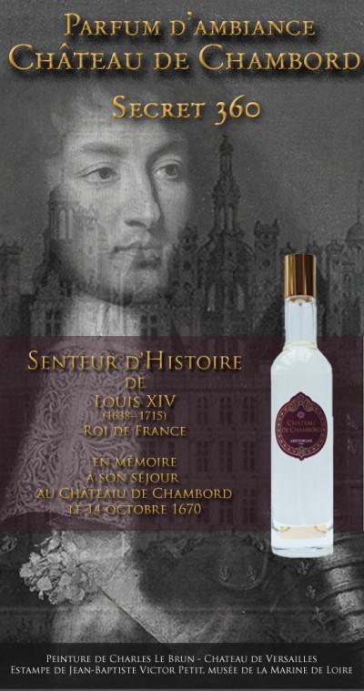 Château de Chambord - Parfum d'ambiance