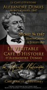 Café d'Histoire «Alexandre Dumas, Monte-Cristo 1847»