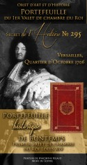 The Portfolio of the King's First Manservant