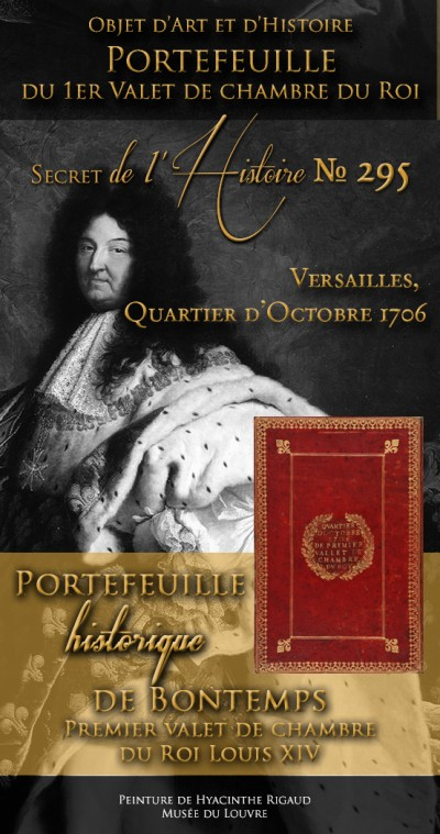 Portefeuille de Bontemps