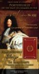 Le portefeuille du premier valet de chambre de Louis XIV