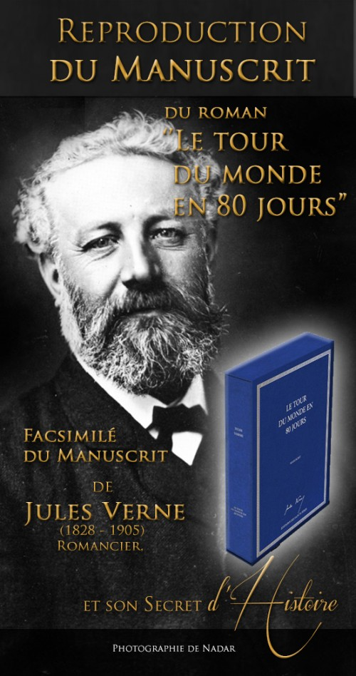 Le Tour du Monde en Quatre-Vingts Jours - Le Manuscrit Historique