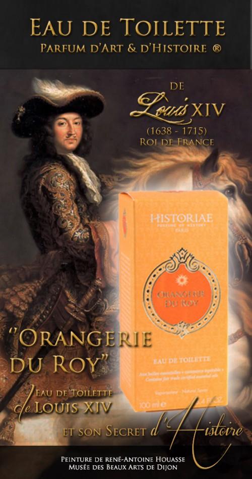 Orangerie du Roy - Eau de Toilette