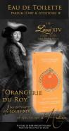 Parfum d'Art et d'Histoire «Orangerie du Roy»