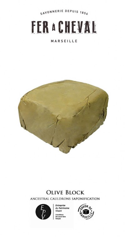 Soap Bloc 16.5kg - Le Savon du Fer à Cheval