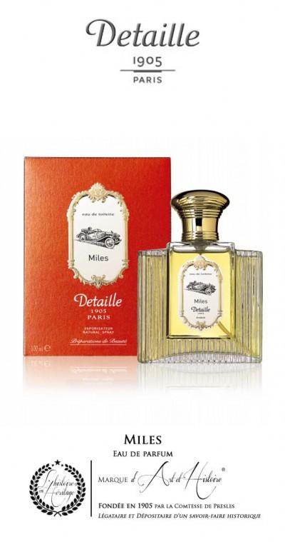 Miles - Eau de Parfum