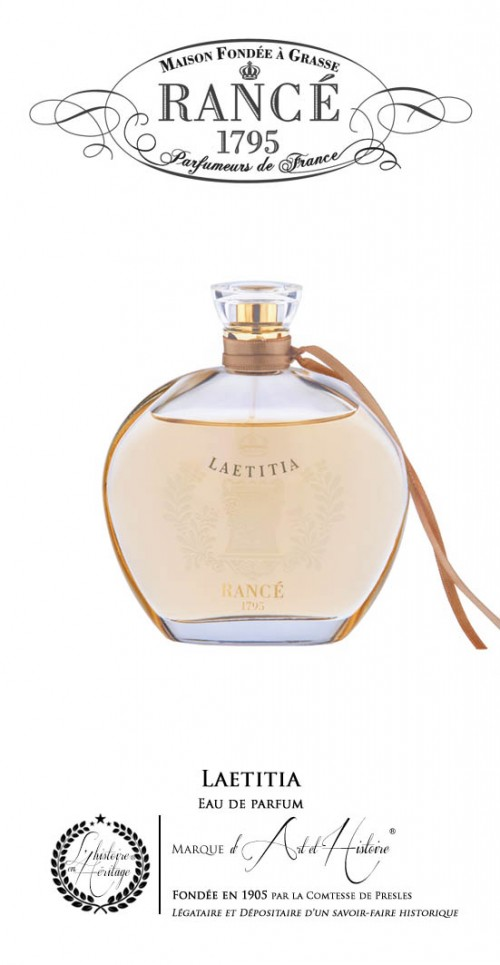 Laetitia - Eau de Parfum Millésimé