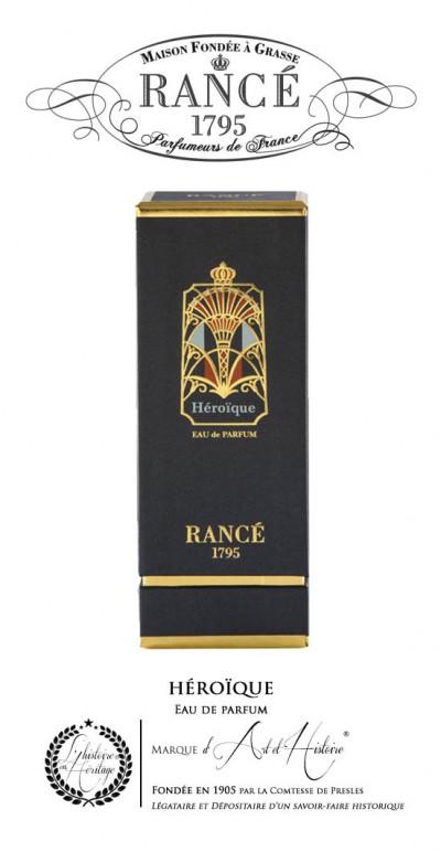 Héroïque - Eau de Parfum