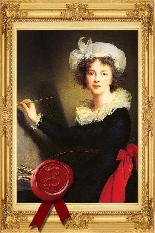 Les Secrets d'Elisabeth Vigée Le Brun