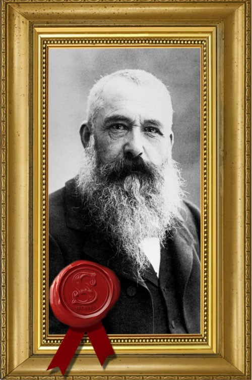 Les Secrets de Claude Monet