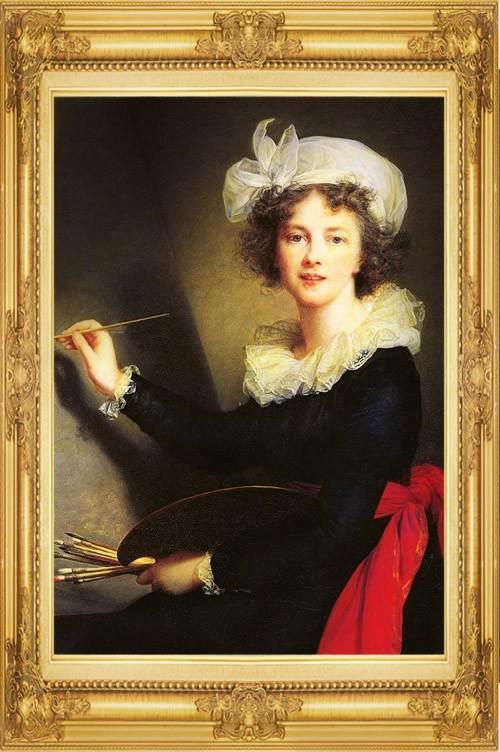Les Objets d'Histoire de Elisabeth VIGÉE LE BRUN