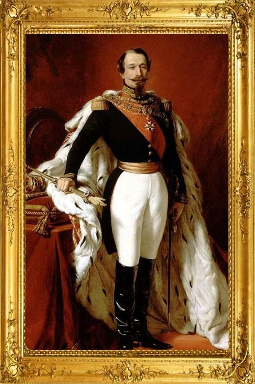 Les Objets d'Histoire de Napoléon III