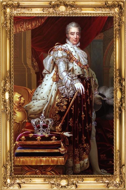 Objets et Produits d'Histoire des Princes, Rois & Empereurs