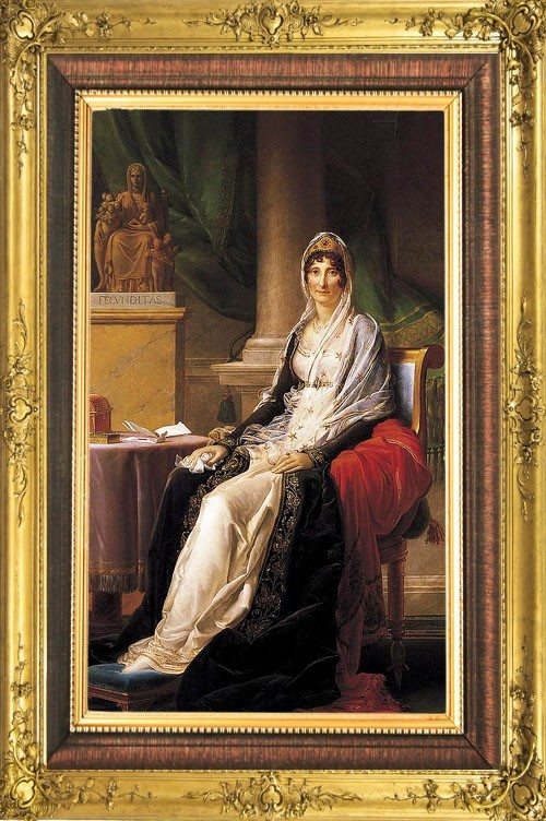 Les Objets d'Histoire de Laetitia BONAPARTE
