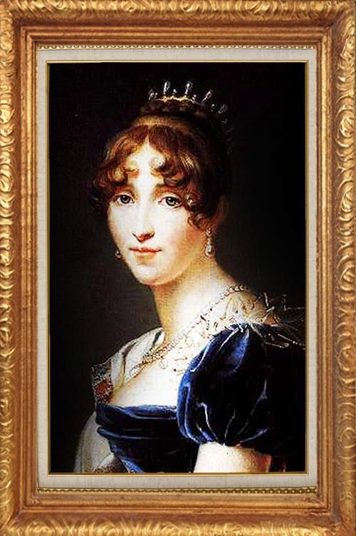 Les Objets d'Histoire de Hortense de BEAUHARNAIS